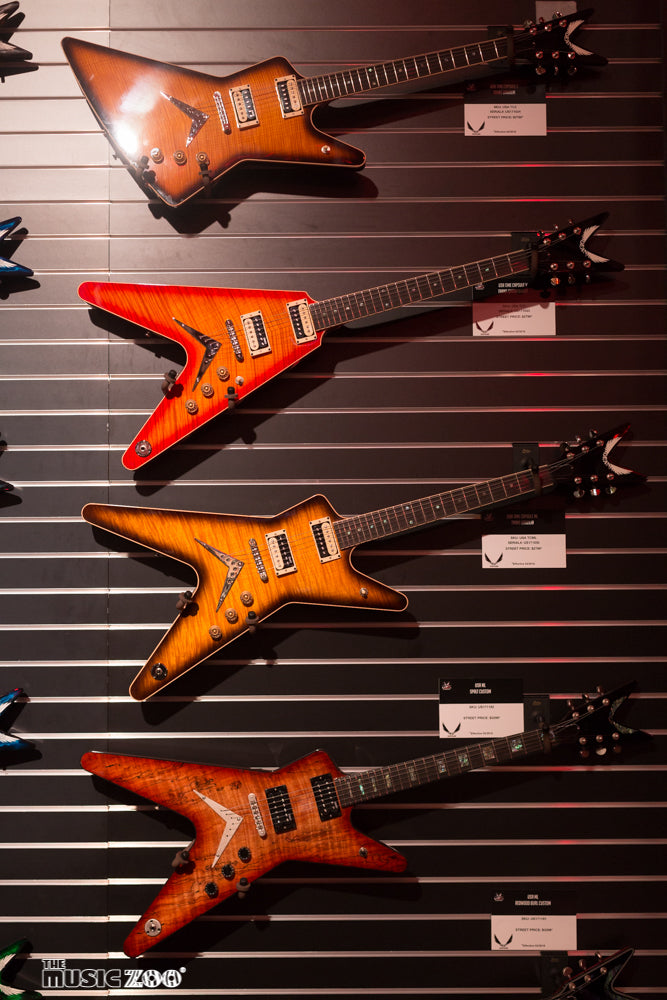 NAMM 2018: Dean Guitars Headed to The Music Zoo!