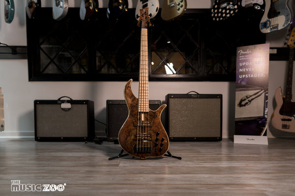 The Music Zoo is an Authorized F-Bass Dealer!
