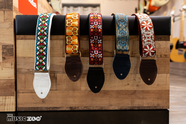 The Music Zoo is an Authorized Souldier Straps Dealer!