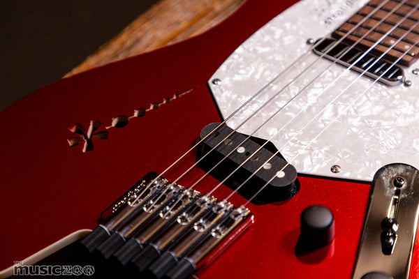Strandberg Salen Deluxe Limited Candy Apple Red