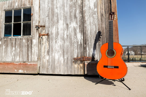 The Music Zoo is an Authorized Alhambra Classical Spanish Guitars Dealer