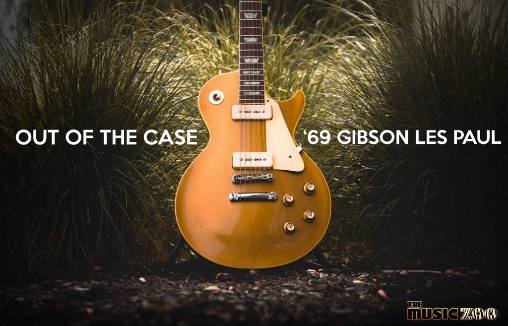 Out Of The Case: Gibson '69 Les Paul
