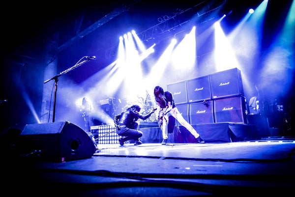 nuno bettencourt marshall amps - the music zoo