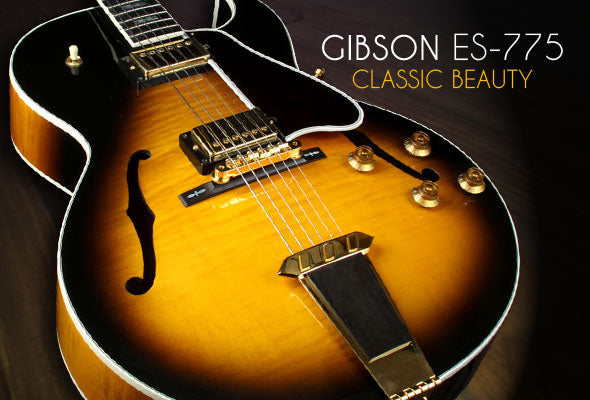 AF110: Gibson ES-775 Classic Beauty 1990-1993 | The Music Zoo