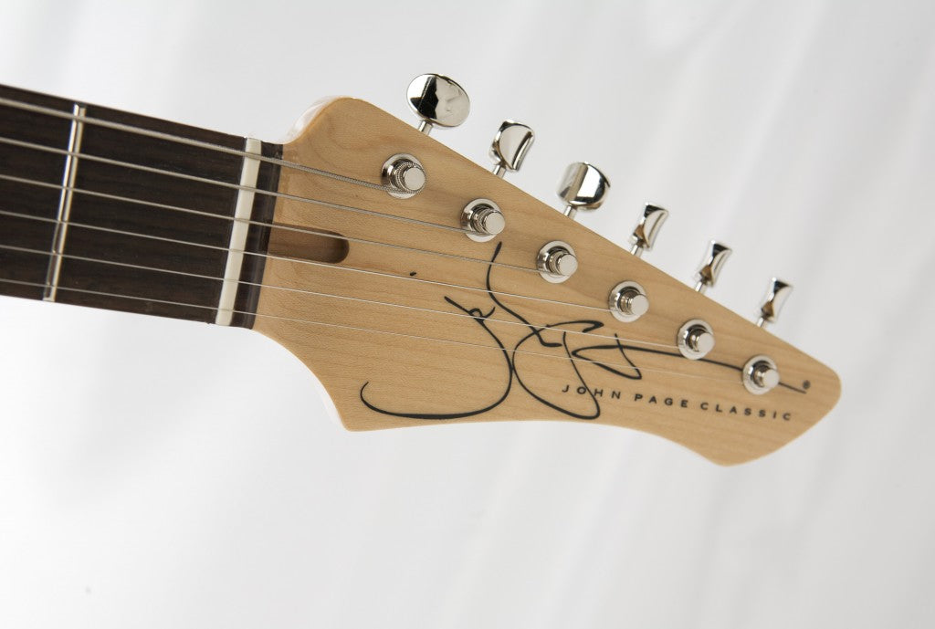 The Music Zoo is an Authorized John Page Classic Guitars Dealer