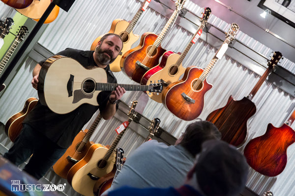 Event Recap and Video: Taylor Guitars Road Show !