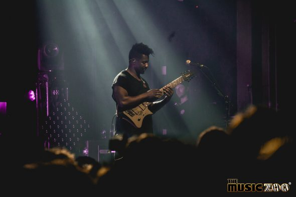 Animals As Leaders, Intervals, & PLINI Perform At Webster Hall In NYC!