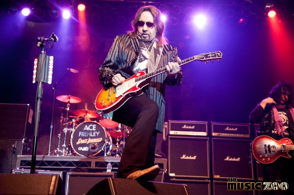 Zoo Review: Ace Frehley Performs at The Paramount in Huntington, NY