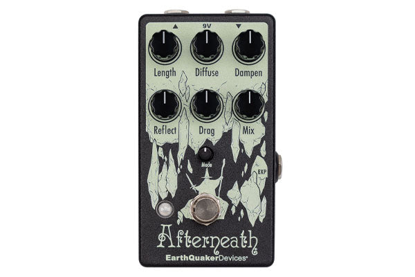 NAMM 2020 Earthquaker Devices Afterneath V3 Announced!