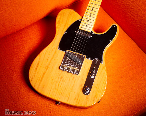 American Professional II Telecaster Roasted Pine Body