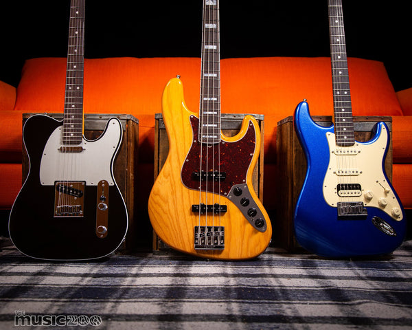 Fender American Ultra Guitars - The Music Zoo