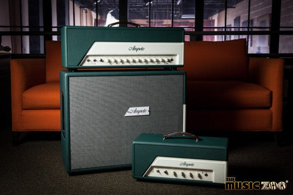 Ampete Amplifiers (1 of 7)