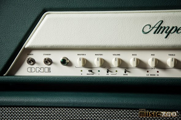 Ampete Amplifiers (3 of 7)