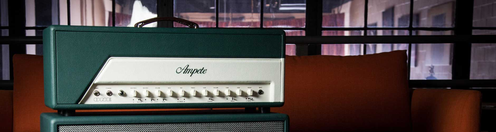 Ampete Amplifiers At The Music Zoo