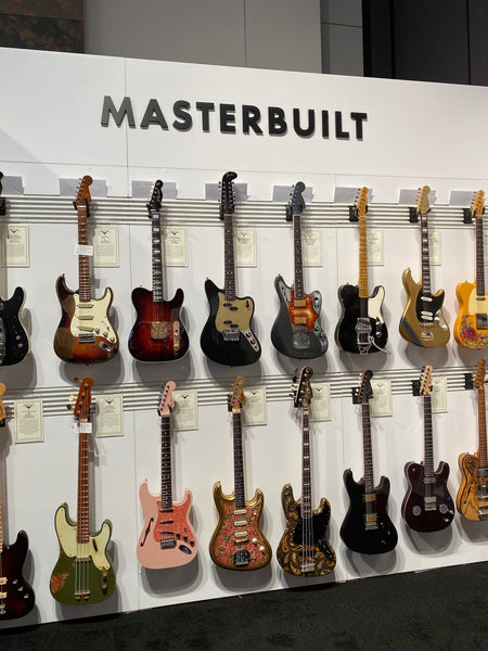 Fender custom shop masterbuilt