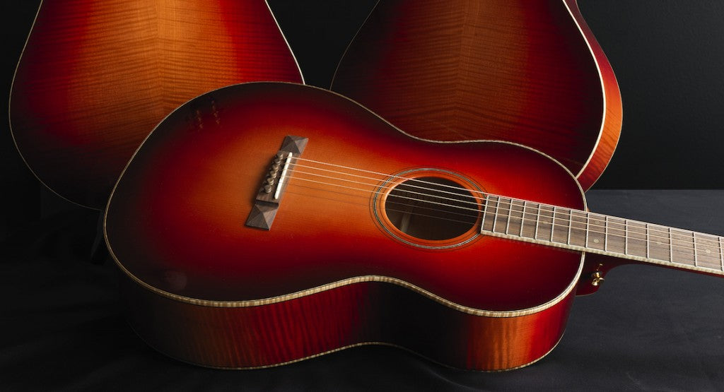 Bedell Releases New Wildfire Series Acoustic Guitars