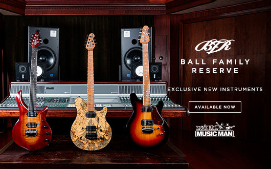Music Man BFR April Collection
