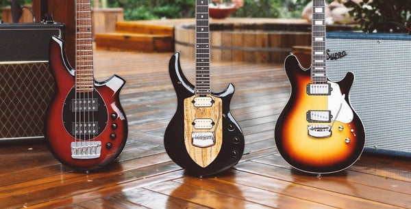 Ernie Ball Music Man August 2019 Ball Family Reserve Models!