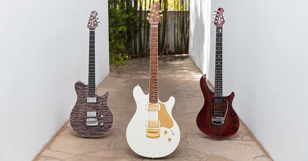 BFR Limited Guitars September