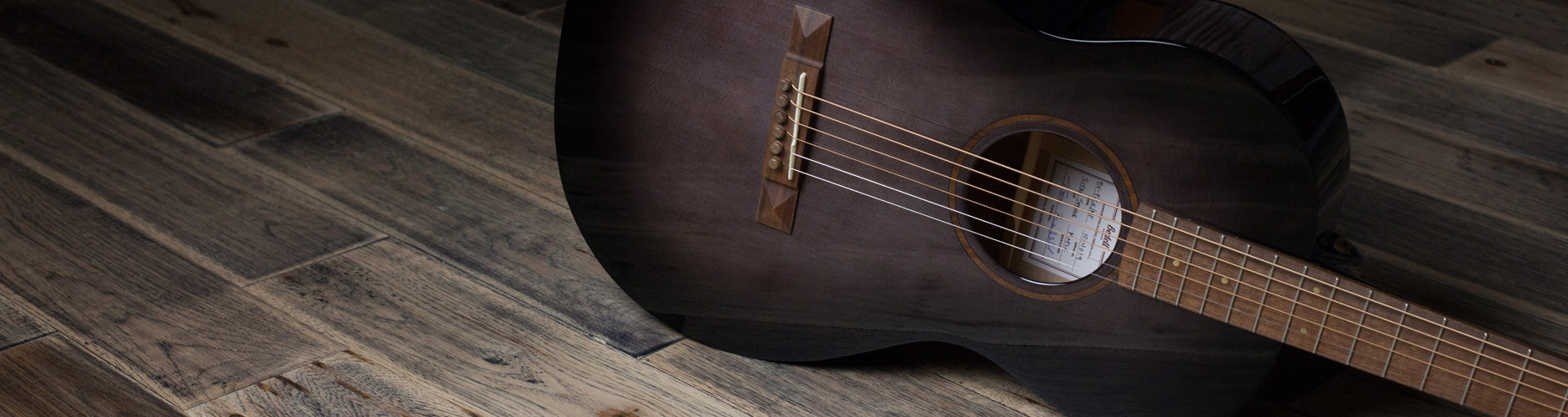 Bedell Acoustic Guitars At The Music Zoo