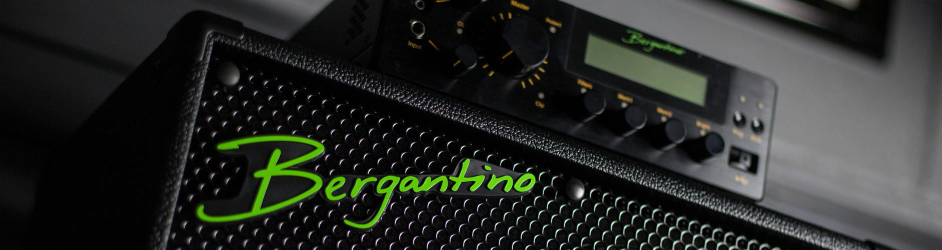Bergantino Amplifiers At The Music Zoo