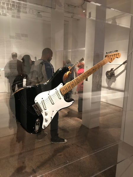 Blackie Stratocaster Eric Clapton The Met - The Music Zoo