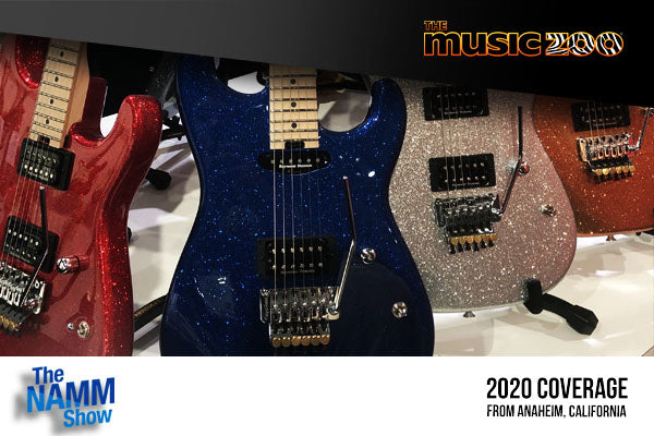 NAMM 2020: Charvel Custom Shop Guitars Unveiled! View a Photo Gallery Of Every Charvel Custom Shop Guitar!