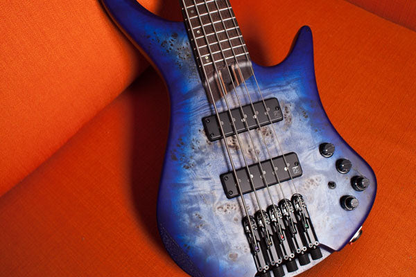 Ibanez EHB1505 Ergonomic Headless Bass Review!