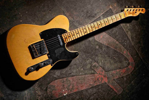 60th Anniversary Telecaster Limited Editions Revealed