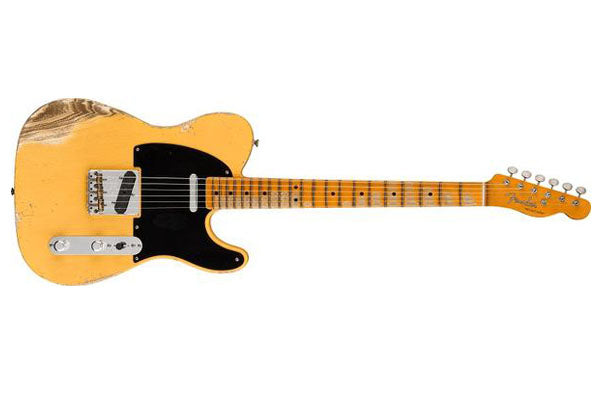 NAMM 2020 Fender Custom Shop Limited Edition 70th Anniversary Broadcaster Announced & Pre-Order Available!