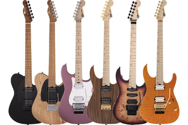 NAMM 2020 New Charvel Guitars Announced & Pre-Orders Available!