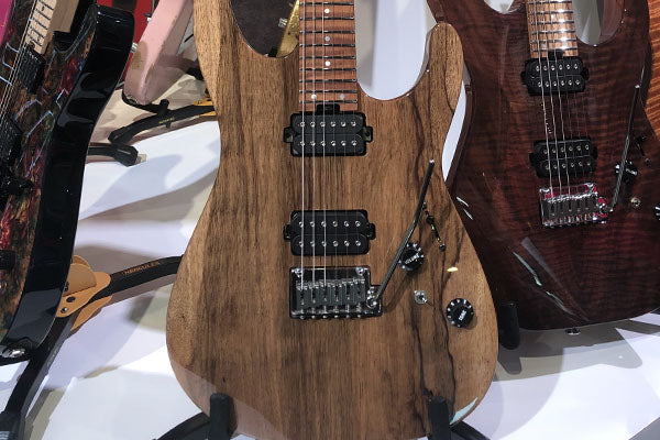 NAMM 2020: Charvel Custom Shop Masterbuilt  Guitars Coming To The Music Zoo!