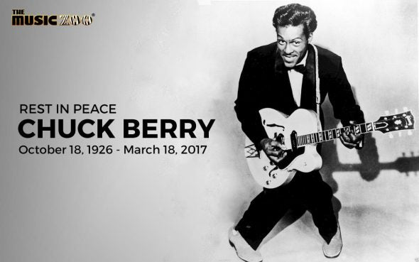 Chuck Berry, Pioneer Of Rock & Roll, Dies At Age 90