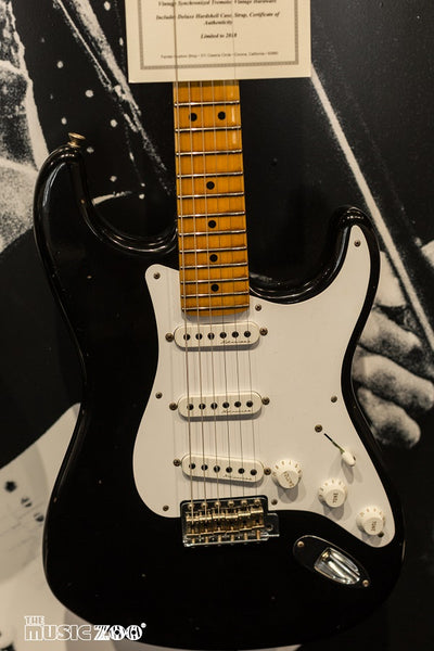 Todd Krause Masterbuilt Eric Clapton Stratocaster