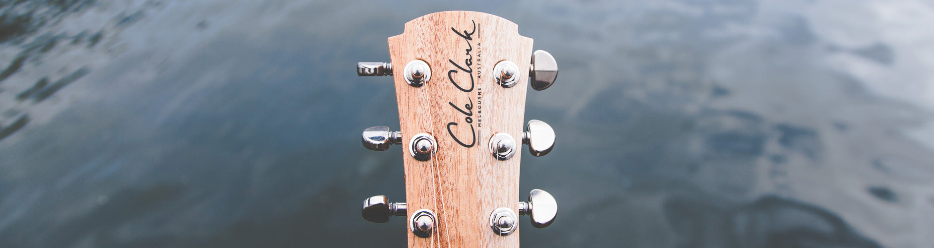 Cole Clark Guitars At The Music Zoo