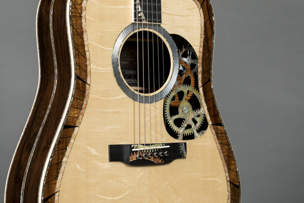 Photo Set: Martin D-200 Deluxe Dreadnought #16
