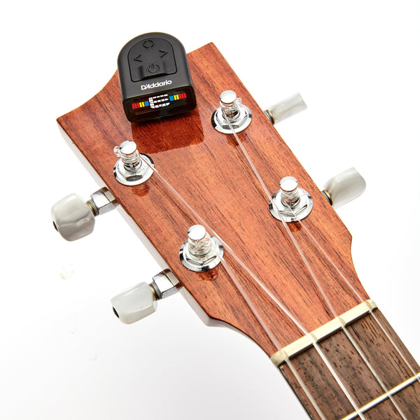 D'Addario NS Micro Headstock Tuner NAMM 2019 - The Music Zoo