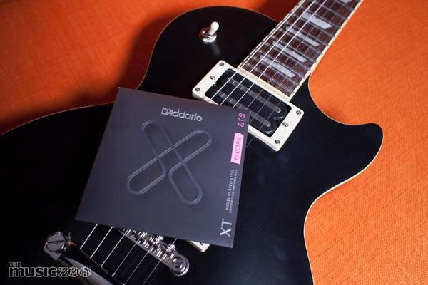 D'Addario XT Nickel Plated Guitar Strings Review