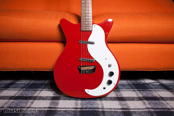 Danelectro 'Stock 59' Guitar Review