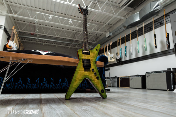 The Music Zoo is an Authorized Dean Guitars Dealer!