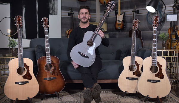 Godin Acoustic Guitars NAMM 2019 - The Music Zoo