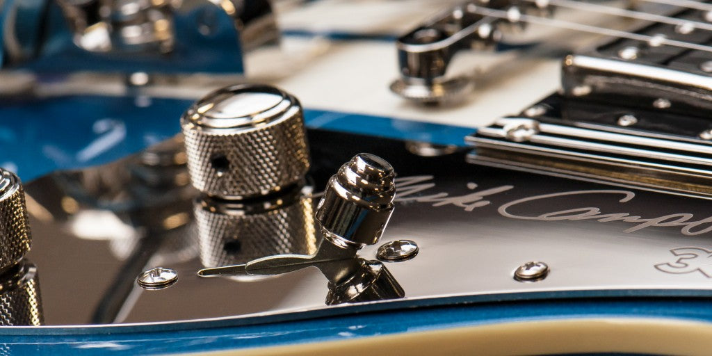 Duesenberg Article: Guide To Nickel Hardware