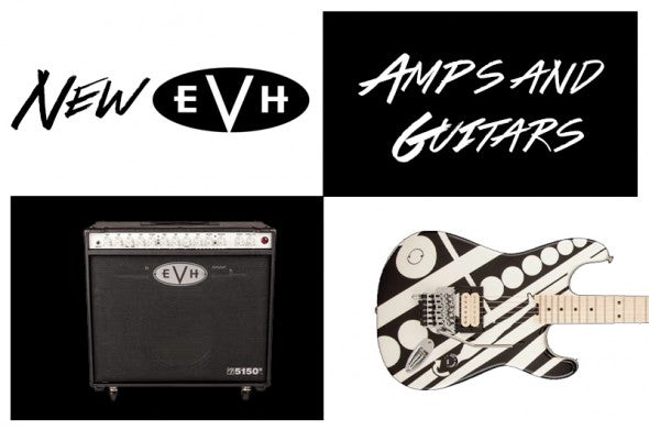 New 2014 EVH Guitars & Amps Announced