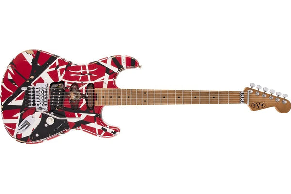 NAMM 2020: EVH Striped Series Frankie Announced & Pre-Order Available!