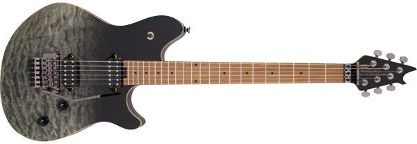 EVH Wolfgang Standard Quilt Maple Black Fade