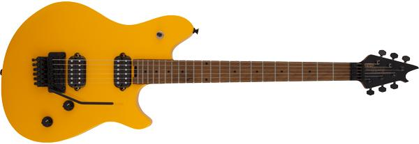EVH Wolfgang Standard Taxi Cab Yellow