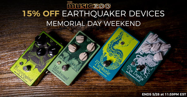 Earthquaker Sale