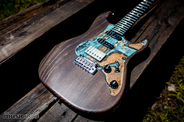 The Music Zoo is an Authorized Patrick James Eggle Guitars Dealer