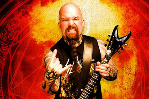 Kerry King and Dean Guitars Announce Signature Guitar Partnership!