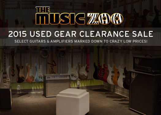 February-2015-Used-Gear-Clearance-Sale-The-Music-Zoo-SL